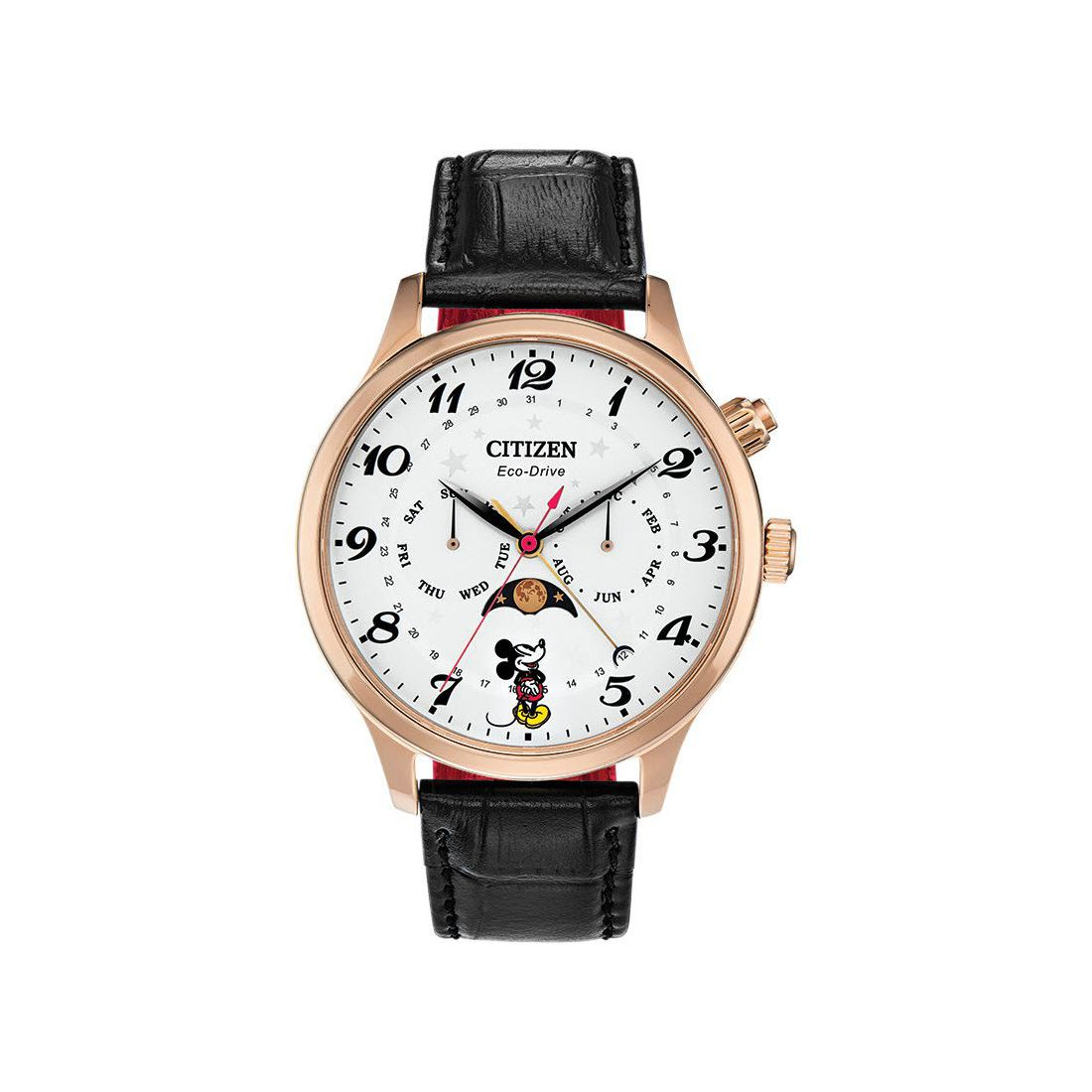 Citizen MICKEY MOUSE MOON PHASE - Taras Design Montreal