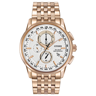 Citizen WORLD CHRONOGRAPH A-T - Taras Design Montreal