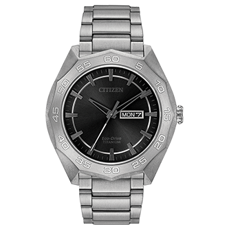 Citizen SUPER TITANIUM - Taras Design Montreal