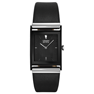 Citizen BLACK CRYSTAL - Taras Design Montreal