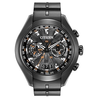 Citizen ECO-DRIVE SATELLITE WAVE - AIR - Taras Design Montreal