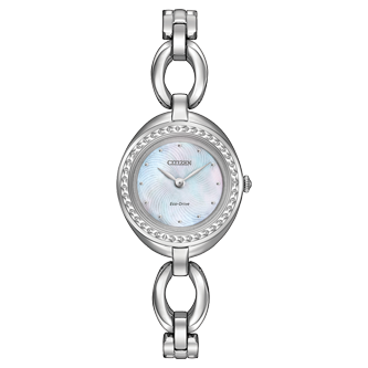 Citizen SILHOUETTE CRYSTAL GIFT SET - Taras Design Montreal