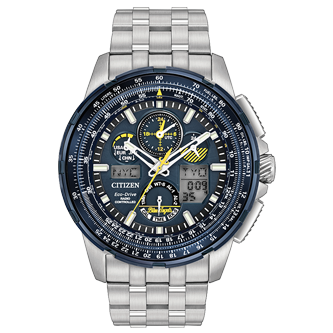 Citizen SKYHAWK A-T BLUE ANGELS - Taras Design Montreal