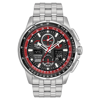 Citizen SKYHAWK A-T RED ARROWS - Taras Design Montreal