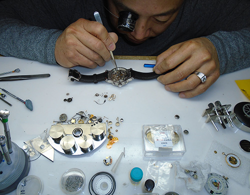 WATCH REPAIR SERVICES - Taras Design Montreal